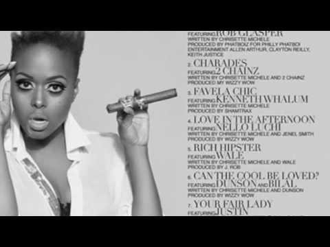 Chrisette Michele - Audrey Hepburn: An Audiovisual Presentation [full mixtape]