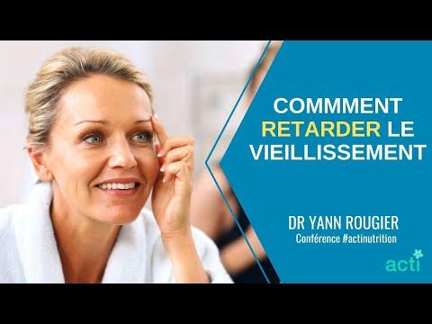 Comment retarder le vieillissement - Conférence Dr Yann Rougier #17