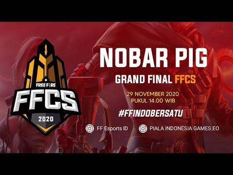 [LIVE] NOBAR | GRAND FINAL FFCS