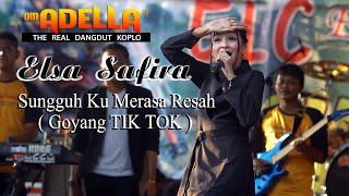 Download Mp3 Disini Menunggu Disana Menanti Voc. Elsa Safira   Om Adella Live Tuban Elc Comun