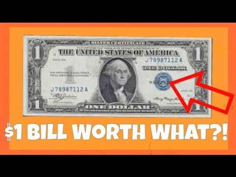 $1 Dollar Bill Worth $1000 | Check If You Have One!! - YouTube