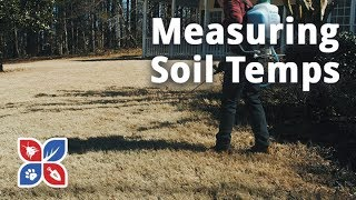 Do My Own Lawn Care -  How to Measure Soil Temperatures