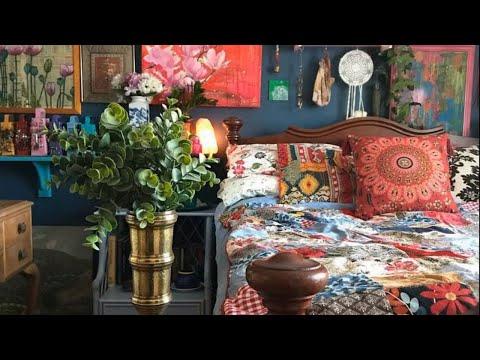 Interior Design | Bohemian Style • Home Decor Ideas 🍍