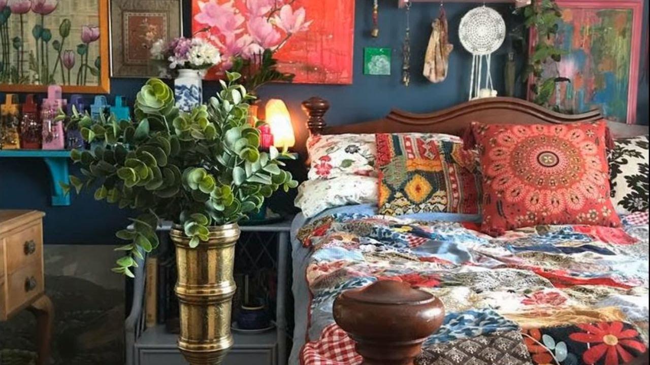 Interior Design Bohemian Style Home Decor Ideas Youtube