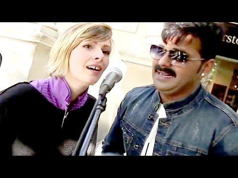 Pawan Singh ने लंदन में मचाया धूम(LOLLYPOP) - Nirahua , Amrapali , akshra Singh