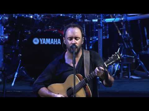 Dave Matthews Band Summer Tour Warm Up - Crash Into Me 5.23.14