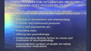 Part 1 of 10 series on lifestyle and mental health with dr. roger walsh. for more info visit: http://www.drrogerwalsh.com/
