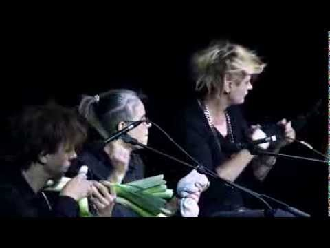 Who says you can't play with food? The Vegetable Orchestra at TEDxVienna