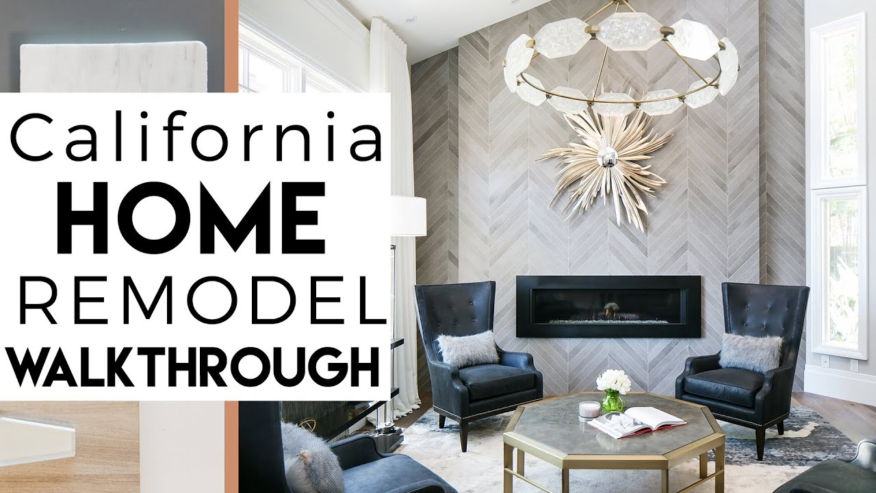 Interior design del mar home remodel youtube for Interior design
