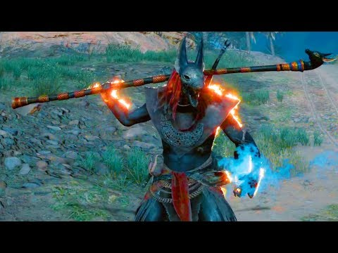 Assassin's Creed Origins - 1 Hour of Open World Gameplay
