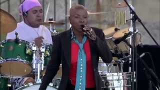 Angelique Kidjo - Voodoo Child - 8/13/2006 - Newport Jazz Festival (Official)