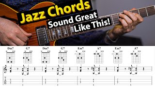 5 Basic Jazz Chord Exercises T…