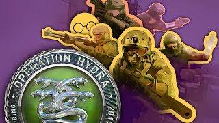 CS:GO НОВАЯ ОПЕРАЦИЯ - Hydra Operation, ОБНОВЛЕНИЕ КС ГО