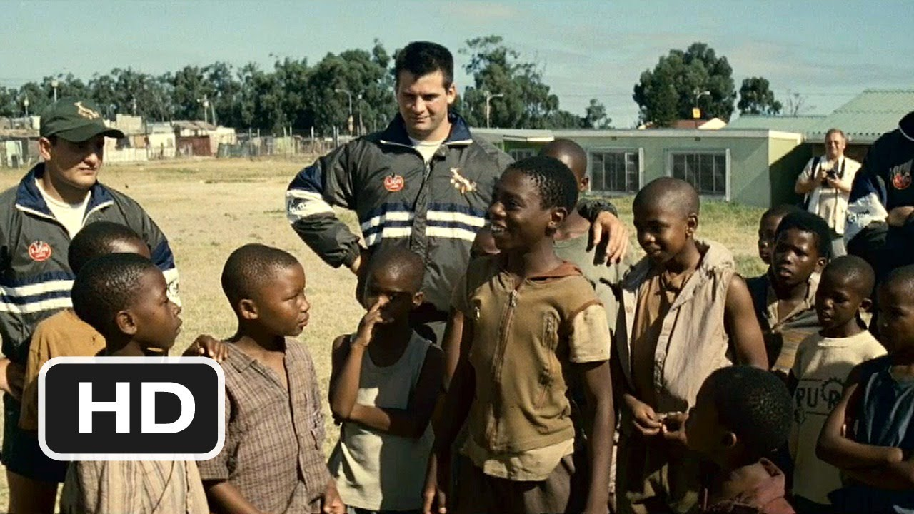 invictus movie Newly elected president nelson mandela knows his nation remains racially and economically divided in the wake of apartheid believing he can bring his people together through the universal language of sport, mandela rallies south africa's rugby team as they make their historic run to the 1995 rugby world cup championship match.
