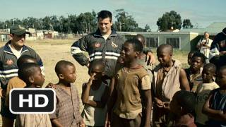 Invictus #6 Movie CLIP - Township Rugby (2009) HD