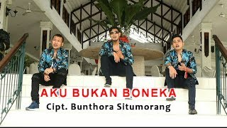 LAGU BATAK TERBARU - Nabasa Trio - AKU BUKAN BONEKA ( Official Musik & Video ) #lagubatakterbaru2019