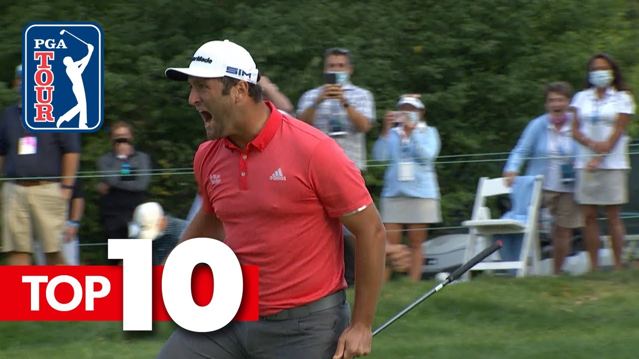 Top 10 shots of the 2019-20 PGA TOUR Season