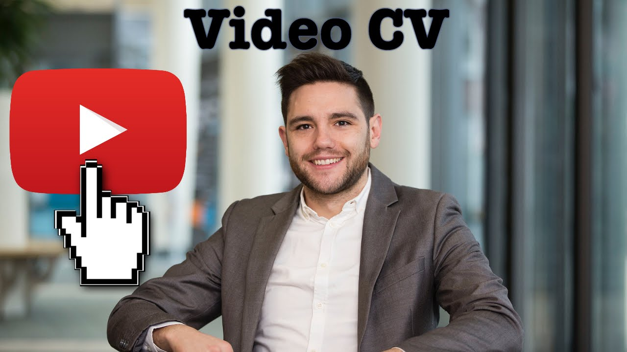 video cv Professional video cv 2016   YouTube