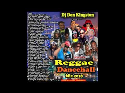 Dj Don Kingston Reggae Dancehall 2018