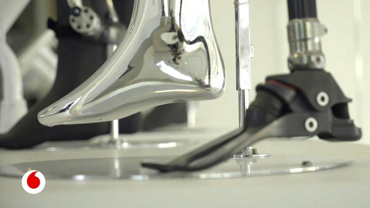 Hugh Herr, el inventor de las prótesis capaces de simular el movimiento de nuestros miembros