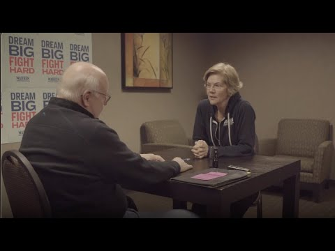 Elizabeth Warren on Restoring Opportunity to Rural America
