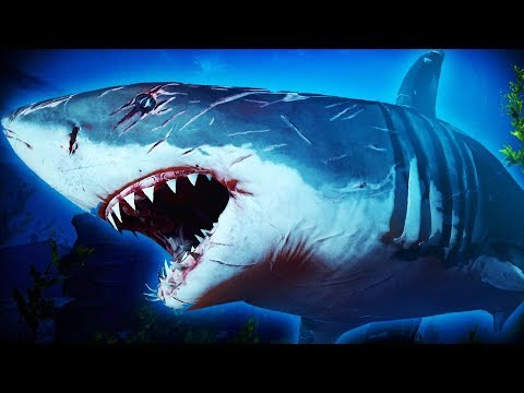 AMAZING NEW SHARK GAME COMING SOON | Maneater