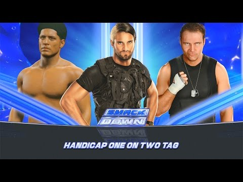 Seth Rollins & Dean Ambrose vs. Will Power! | WWE 2K15 MyCareer Part 28!: The Shield goes up against Will Power in a Handicap Match! Thanks for watching, show support for more! :) #KoolNation Subscribe: http://www.youtube.com/user/guide2anything?sub_confirmation=1 ________________________________________  G2A's Facebook, Twitter & Other Info:  http://www.facebook.com/pages/Guide2A... https://twitter.com/KoolWill101 - Add Me on Facebook! https://www.facebook.com/koolwill.ytube Add me on PS4! [NEW PSN] : KoolWillPower