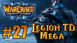 🔴 Trực tiếp : Warcraft III   Room : Custom Map Tong Hop Room 02   Event Legion TD Mega