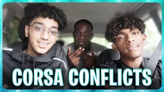 Corsa Conflicts: Beating your dog is fine?? [1]