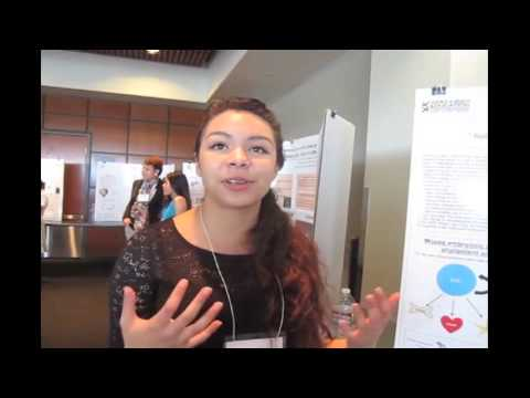 Jazmin Penado - High School Stem Cell Research Intern - July, Summer 2013
