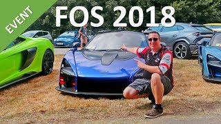 Goodwood Festival of Speed 2018 | FOS 2018- MUST WATCH guide