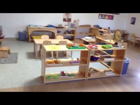 Prairie View Montessori School Classroom - Maple Room Makeover