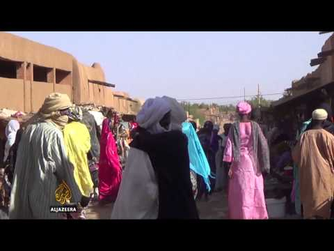 Renewed unrest worries displaced Malians