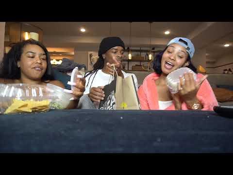 AdultTalk Mukbang (Very Funny) | IAMZOIE, BSIMONE, PRETTYVEE