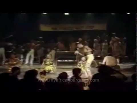Fela Kuti in Concert 2 - video