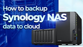 How to backup a QNAP NAS to an offsite backup server / cloud