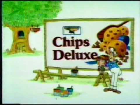 1981 keebler chips deluxe cookies commercial youtube