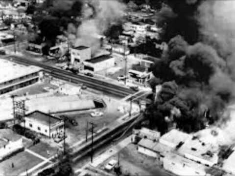Watts Riots 1965