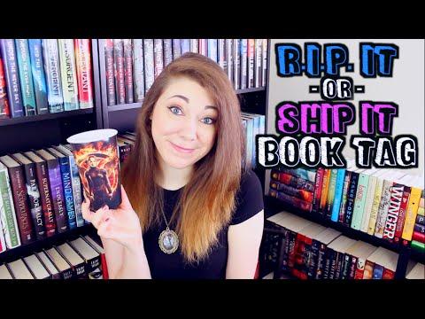 R.I.P. IT OR SHIP IT | BOOK TAG