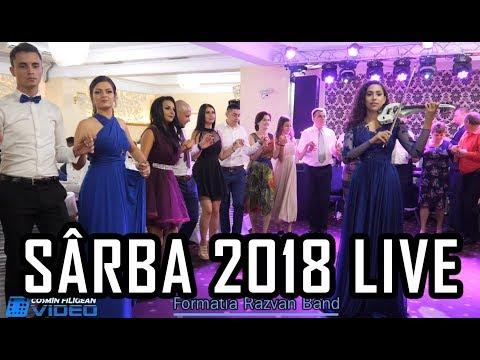 Cea Mai Tare Sarba LIVE La Nunta SUPER COLAJ 2018 Formatia Razvan Band