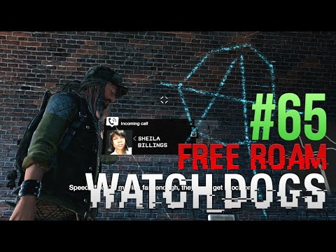 watch dogs 2 how to play free roam