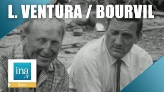 "Lino Ventura et Bourvil ""Les Grandes Gueules""  | Archive INA"