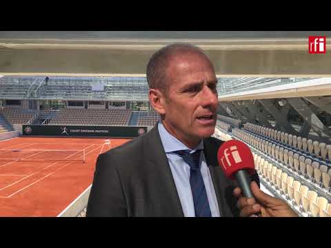 French Open launches new look