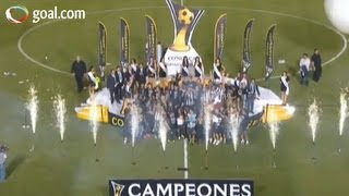 Incredible comeback - Monterrey vs Santos Laguna - CONCACAF Champions League final