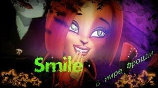 StopMotion/Монстер Хай/ Клип песни Smile Avril_Lavigne