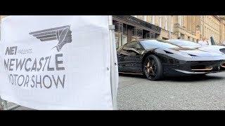 NE1 Newcastle Motor Show 2018