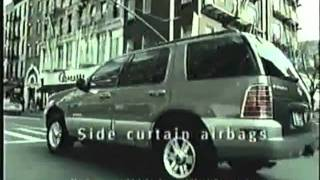 2002 mercury mountaineer commercial thumbnail