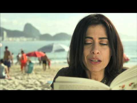"""Fernanda Torres lê trecho de """"Fim"""", seu primeiro romance"""
