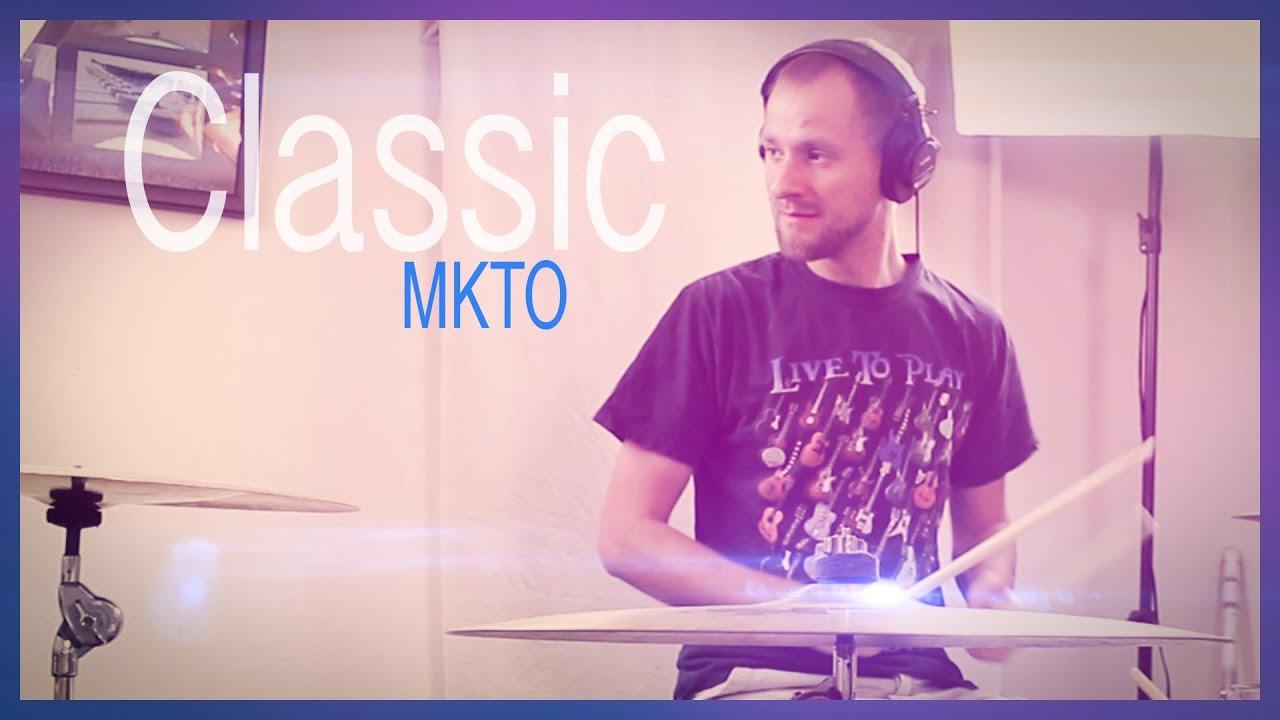 MKTO - Classic (Instrumental) | Jake Weber Cover