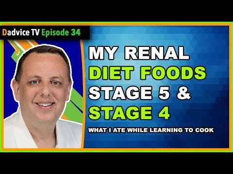 CKD stage 5 RENAL DIET: What I ate to IMPROVE KIDNEY FUNCTION to stage 3 and avoid KIDNEY FAILURE